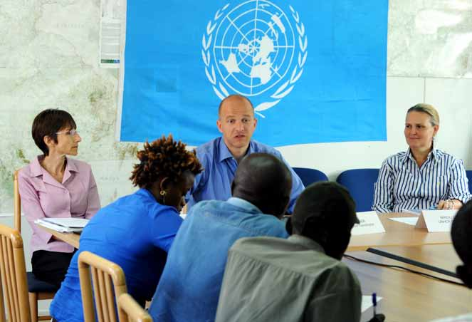 UN and IOM officials brief on repatriation of South Sudanese Talent Groups UN agencies are increasingly working with talent groups when recruiting new candidates.