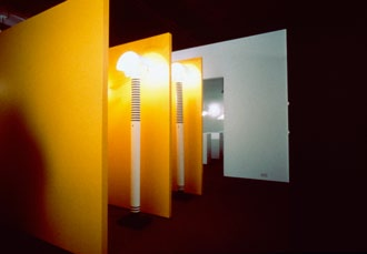 Artemide showroom, IDCNY, New York, 1987 Through the years we designed many
