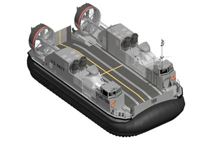 Ship to Shore Connector The Ship-to-Shore Connector (SSC) is the replacement for the existing fleet of Landing Craft, Air Cushioned (LCAC) vehicles, which are nearing the end of their service life.