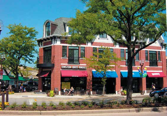 13 Glenview Downtown Development Code Article 4: Design Standards Building Types 4.6.1 Mixed Use Figure 4.