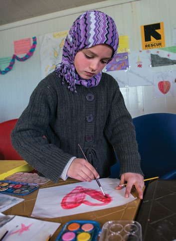 JORDAN The IRC started Women s Protection and Empowerment programming in 2007 with programs for Iraqi refugees and Jordanian communities.
