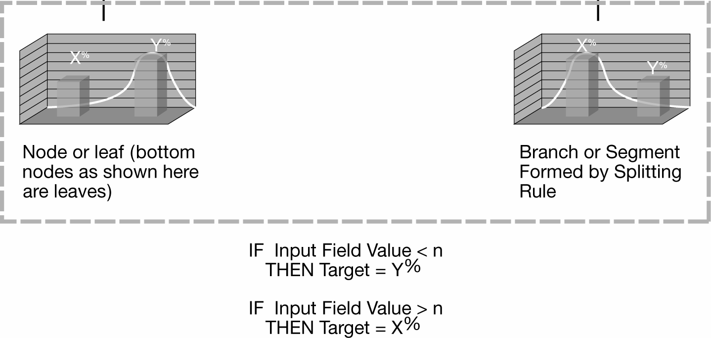 1 Fields or columns that are used to create the rule are called inputs.