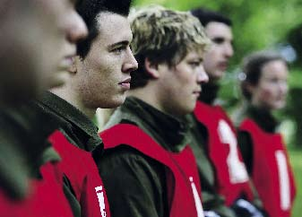 career Starting your Army career 1Starting The selection process Joining the Army is a big decision.