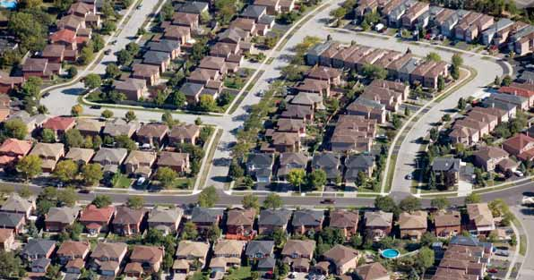 THE HARMFUL EFFECTS OF URBAN SPRAWL AND POOR COMMUNITY DESIGN Increasingly, researchers are finding out that it s not just what we eat and how much we exercise that affects Americans weight, but how