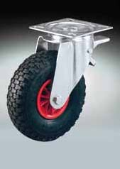 PNLB 12 154,5 85 200 100 CARRIOLE SOFT - WHEELBARROW WHEELS FOAM TYRE Ruote con nucleo