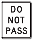 Speed Limit: These signs tell you the maximum legal speed that you may drive on the road where the sign is posted when weather conditions are good.