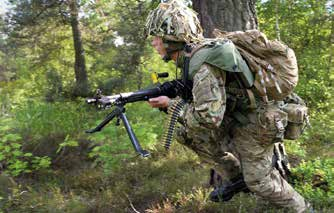 TRANSFORMING THE BRITISH ARMY 2013 15 Training The Training Cycle The Army will enter a new readiness mechanism in 2015 known as the Army 2020 Formation Operational Readiness Mechanism, or A-FORM for