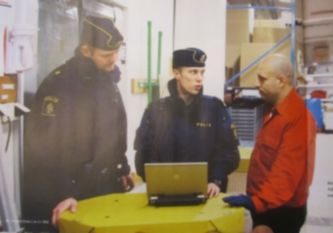 The basic idea is to equip every police car with a small laptop with mobile internet connection, and a web application that allows them to handle all the investigation work around a prosecution