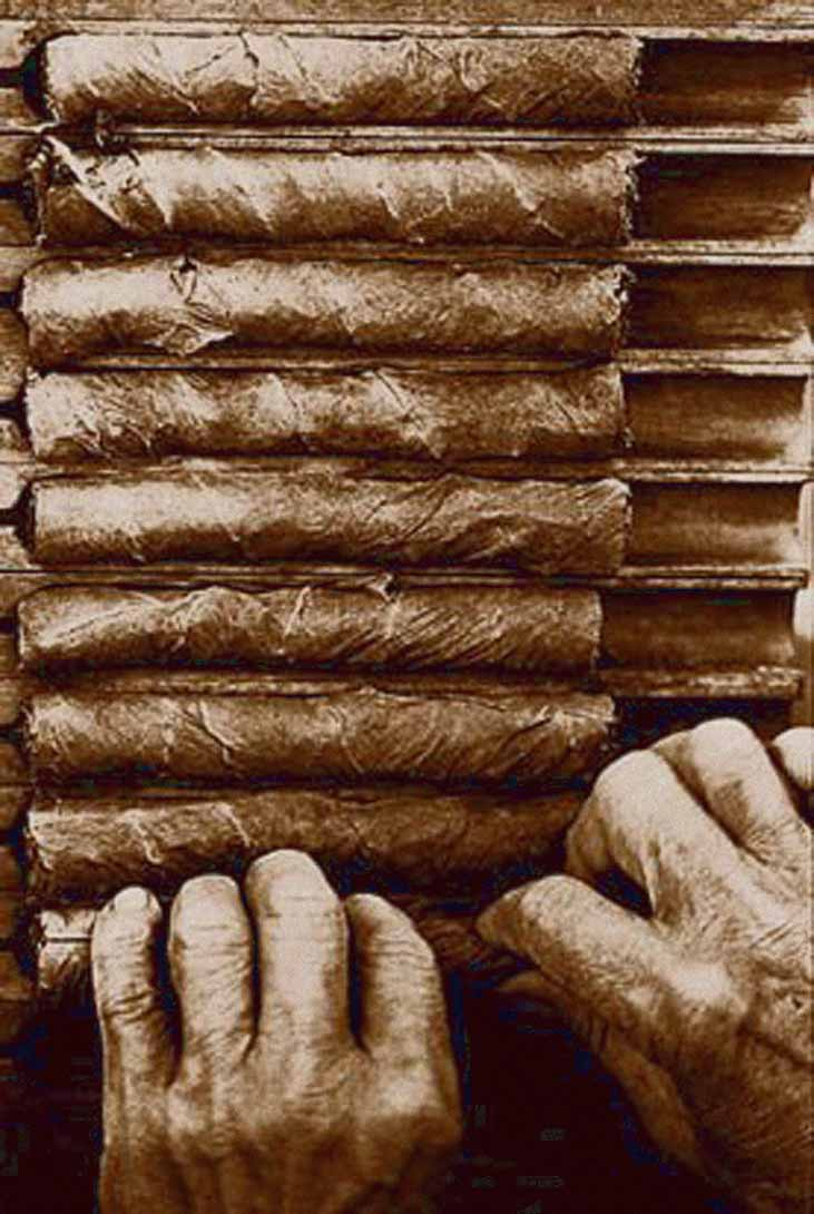 Article 1(f) of the WHO FCTC tobacco products means products entirely or partly made of the leaf tobacco as raw material which are manufactured to be used for smoking, sucking, chewing or snuffi ng.