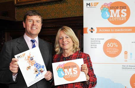 DIAGNOSIS AND CLINICAL MANAGEMENT OF MS Availability of health care professionals Multiple sclerosis is a very variable disorder, associated with a wide range of symptoms, which means that people