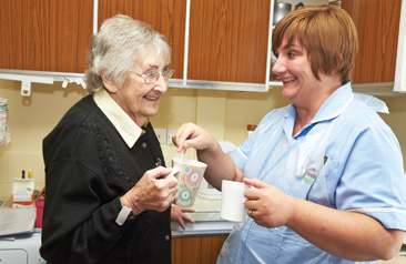 and Care Assistants