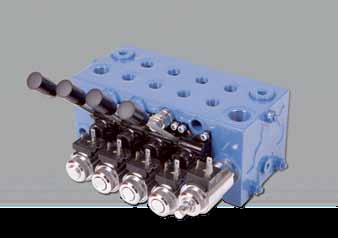 Short introduction to Flow Sensing valves, e.g. NVD NVD is a highly innovative valve (Directional Control Valve), which paves the way into the world of proportional valves.