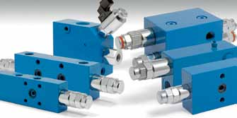 Short introduction to Parts-in-ody counterbalance valves Counterbalance valves are hydraulic valves designed specifically to hold and control negative or gravitational loads.