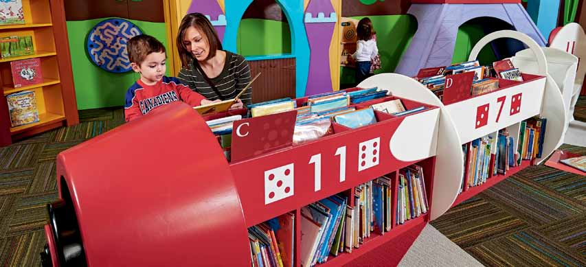 parents and children s special relationship with reading and libraries, pew research center Parents have a special relationship with libraries; 84 percent of parents with a child 5 years or younger