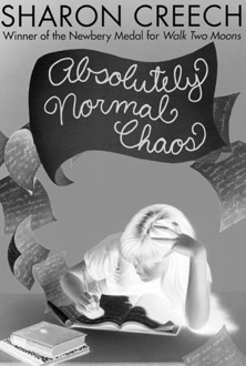 More Aard-Winning Novels by Sharon Creech S vie) ith ys. urnal ) s. oks Absolutely Normal Chaos Tr 978-0-06-026989-0 $17.99 ($19.95) Pb 978-0-06-440632-1 $5.99 ($5.