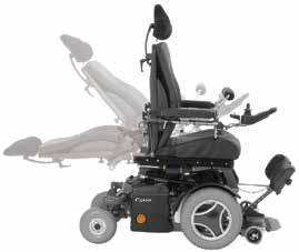 unable to drive and control your power wheelchair independently > have experienced a change in your physical status and can no longer sit comfortably in your current power wheelchair > are unable to