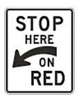 It means you must slow down and allow traffic that has the right-of-way to cross before entering.