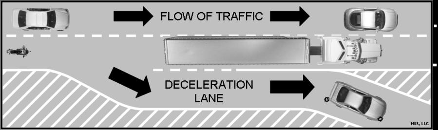Special conditions Wherever large numbers of people or traffic gathers, space to maneuver is limited. You need to reduce speed to have time to react in crowded spaces.