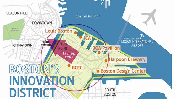 Local Leaders Cities as a Lab Innovation Districts 20 21 innovative use, the Mayor s Office has enabled the development of environments that support innovation.