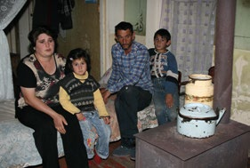 WHAT CAN BE DONE CASE STUDY HEALTH CARE COSTS BANKRUPT THE POOREST IN ARMENIA The Hovhannisyan family in rural community of Verin Getak, Armenia (2013).