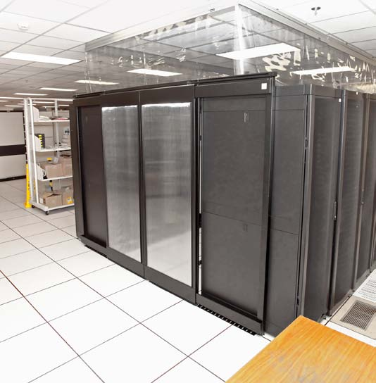 ENERGY EFFICIENT DATA CENTERS PNNL is about 75% virtualized, which results in three out of every four business applications operating in the virtual environment.