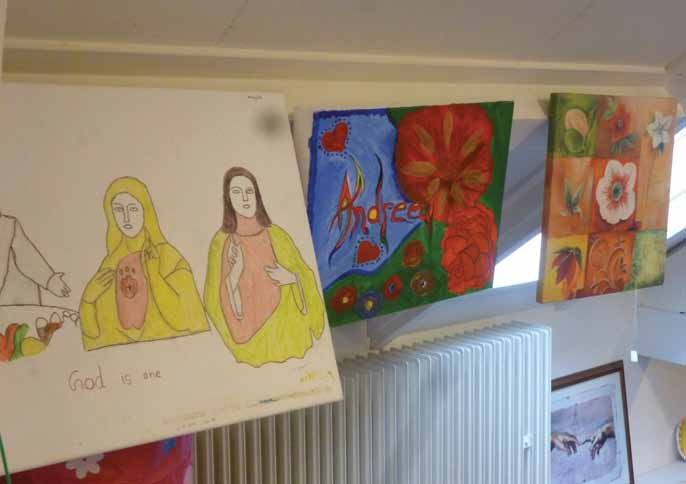 Nidos the Dutch approach Decorations at the Nidos protected unit Nidos is a charity in the Netherlands which is mandated to take parental responsibility for every unaccompanied child entering the