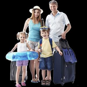 Travelling with family Families coming back to Australia on the same flight or voyage may combine (pool) their individual duty-free concession limits.