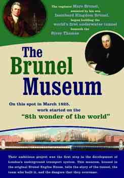 Museum Hotrod Creations Ltd The Brunel Museum: J. Neligan The Brunel Museum: J.