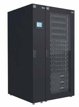 Knürr DCL Knürr DCL Modular Rack Cooling up to 60 kw Rack cooling enables you to expand server performance without interfering with existing room cooling.