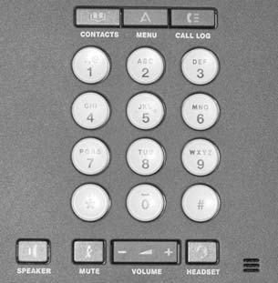 NAVIGATING THE PHONE: (continued) Fixed Feature Buttons: Each basic phone type (9620, 9630, 9640/Color, & 9650) has