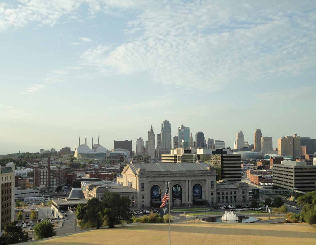 Preface Several years ago, a number of business, civic and community leaders raised the need for a more informed discussion about the economic future of Greater Kansas City.