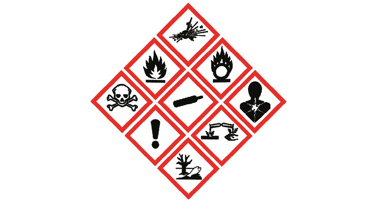 Chemicals at work a new labelling system Guidance to help employers and