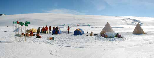 Chapter 6: Living and Working at USAP Facilities U.S. Antarctic Program Participant Guide, 2014-2016 health To provide basic training in cold weather survival skills.