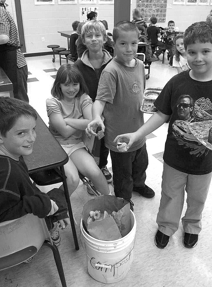 Composting is a valuable teaching tool When students take part in a hands-on composting program, they explore threads of relevance that connect a vast spectrum of studies, including environmental