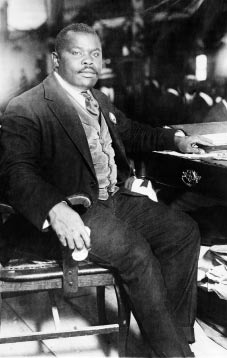 Marcus Garvey: Another Path Marcus Garvey (1887-1940), a major black nationalist of the early 20th century, was born in Jamaica but spent his most successful years in the United States.