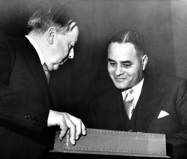 Ralph Johnson Bunche: Scholar and Statesman Even as African Americans fought for their civil rights, their individual accomplishments demonstrated the justice of their cause.