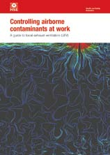 Controlling airborne contaminants at work A guide to local exhaust ventilation (LEV) This is a free-to-download, web-friendly version of HSG258 (Second edition, published 2011).