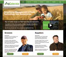 A More Convenient Way to Manage Your Monsanto Technology/Stewardship Agreement (MTSA).