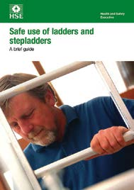 Safe use of ladders and stepladders A brief guide Ladders and stepladders are not banned under health and safety law.