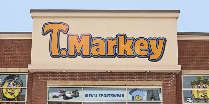 BASIC FACTS ABOUT TRADEMARKS For example, if the mark sought to be registered is T.MARKEY for retail stores featuring men s sportswear, a specimen that only shows the wording T.