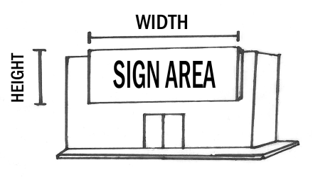 SCHEDULE D construction sign means a sign located on a site where construction is planned and contains general information about the intended construction.