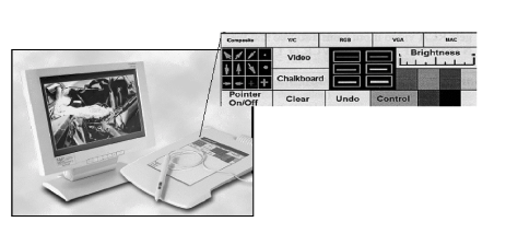 Effective Use of Courtroom Technology: A Judge s Guide to Pretrial & Trial image that is being projected by the evidence camera or the laptop.
