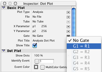 A selected object has selection handles on each corner.