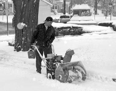 5a. Does the community have a regulation regarding snow removal from sidewalks? (Your local public works department or city/county manager's office should have this information.