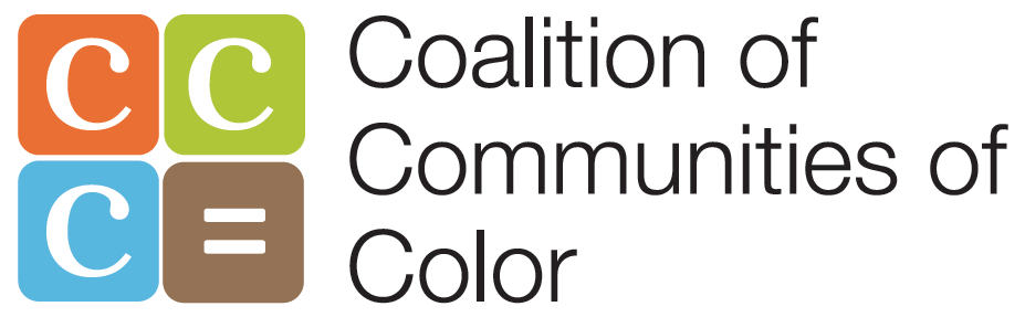 The Coalition of Communities of Color was founded in 2001 to strengthen the voice and influence of communities of color in Multnomah County, Oregon.