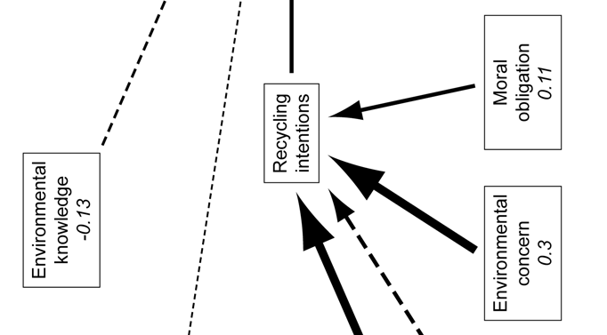 path diagram for