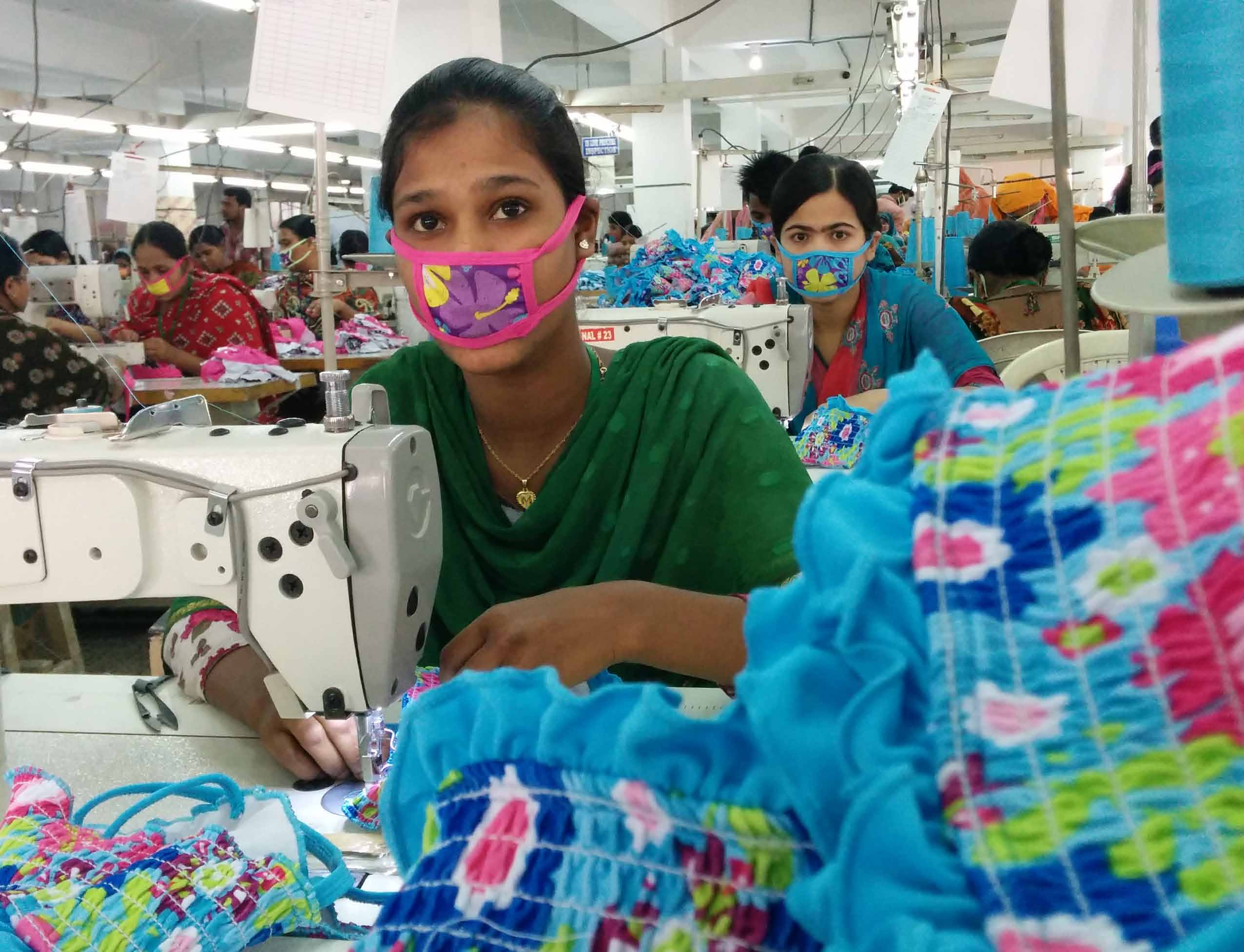 BISHAWJIT DAS The direct model leads to better working conditions by prioritizing transparency and long-term commitments in a mutually beneficial sourcing relationship between the buyer and its