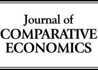 Journal of Comparative Economics 31 (2003) 620 652 www.elsevier.com/locate/jce Why not a political Coase theorem?