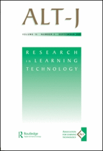 This article was downloaded by: [University of Leicester] On: 21 September 2010 Access details: Access Details: [subscription number 781882016] Publisher Routledge Informa Ltd Registered in England