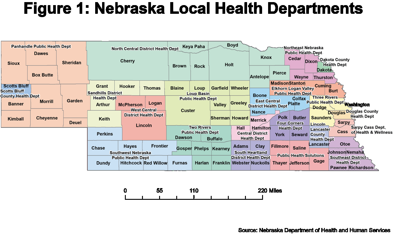 Case Study: Nebraska The Strength Of Weak Ties R. V. Rikard, Ph.D.
